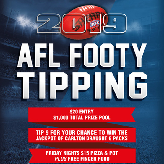 BLC Footy Tipping